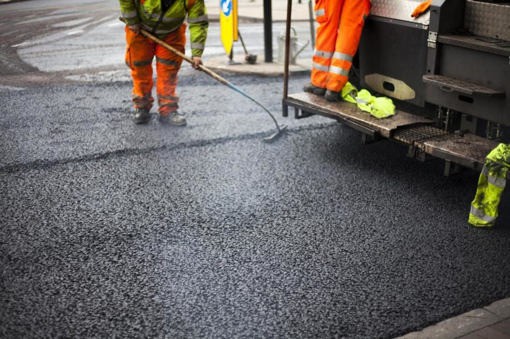 Asphalt Repair & Coating