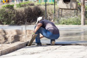 Concrete Construction & Maintenance